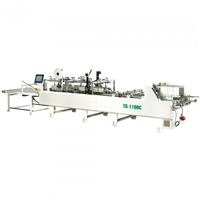 TS-1100D2 Double sided tape application system
